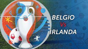 BELGIO-IRLANDA