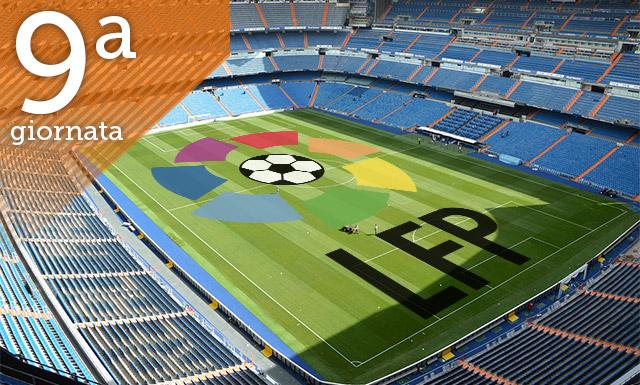 I pronostici di Liga – 9ª giornata