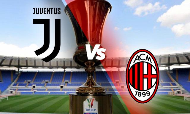 97262771a5fba Finale Coppa Italia - Il pronostico su Juventus - Milan - OkPronostico.it