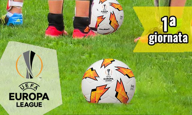 europa league a giornata